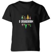 O Denneboom Kids' T-Shirt - Black
