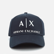Armani Exchange Men's Logo Cap - Navy