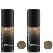 Redken Root Fusion - Light Brown Duo (2 x 75ml)