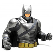 DC Comics Batman vs. Superman Bust Bank
