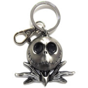 The Nightmare Before Christmas Jack Pewter Keyring