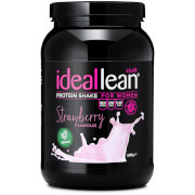 IdealLean Vegan Protein - Strawberry 900g