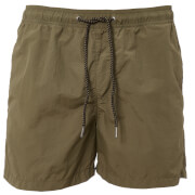 Jack & Jones Originals Men's Sunset Swim Shorts - Olive Night