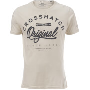 Camiseta Crosshatch Freemans - Hombre - Blanco