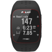 Polar M430 GPS Running Watch - Black