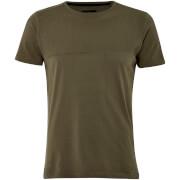 T-Shirt Homme Lear Texturé Dissident - Vert Kaki
