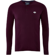 Le Shark Men's Kirkwood Long Sleeve T-Shirt - Wine Tasting