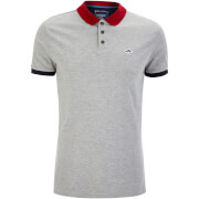 Le Shark Men's Langstone Polo Shirt - Light Grey Marl