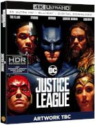 Justice League - 4K Ultra HD (Digital Download)