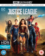 Justice League - 4K Ultra HD