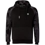 Crosshatch Men's Couvert Hoody - Black