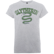 Harry Potter Slytherin Men's Grey T-Shirt
