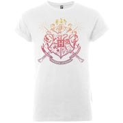 Harry Potter Draco Dormiens Nunquam Titillandus Heren T-shirt - Wit