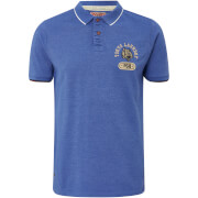 Tokyo Laundry Men's Tiger Bay Polo Shirt - Cornflower Blue