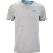 Tokyo Laundry Men's Lilford T-Shirt - Light Grey Marl