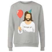 Birthday Boy Women's Sweatshirt - Grey