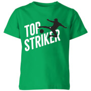 Top Striker Kids' T-Shirt - Kelly Green