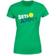 Set Addicts Women's T-Shirt - Kelly Green
