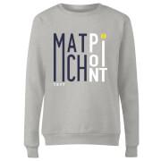 Match Point Women's Sweatshirt - Grey