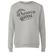 Prosecco Queen Women's Sweatshirt - Grey