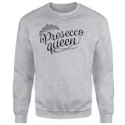 Prosecco Queen Sweatshirt - Grey