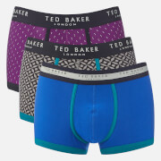 Ted Baker Men's Matches 3 Pack Boxer Shorts - Multi