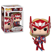 Marvel Future Fight Sharon Rogers Pop! Vinyl Figur