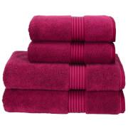 Christy Supreme Hygro Towel Range - Raspberry