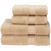 Christy Supreme Hygro Towel Range - Stone