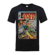 T-Shirt Homme Atomic Man Iron Fist - Marvel Comics - Noir