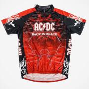 Primal AC/DC Back in Black Jersey - Black/Red