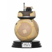 Figura Pop! Vinyl Exclusiva Bobble Head Unidad BB - Star Wars