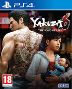 Yakuza 6 The Song of Life: Essence of Art Edition