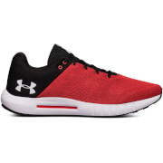 Under Armour Men's Micro G Pursuit Running Shoes - Red