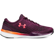 Under Armour Women's Threadborne Push Training Shoes - Purple