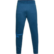 Under Armour Men's MK1 Terry Tapered Joggers - Blue