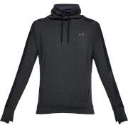 Under Armour Women's Featherweight Funnel Neck Fleece - Black