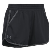 Under Armour Women's Tech Twist Shorts 2.0 - Black