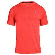 Under Armour Men's Threadborne FTD Printed T-Shirt - Red