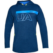 Under Armour Men's MK1 Terry Graphic Hoody - Blue