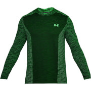 Under Armour Men's Threadborne Seamless Hoody - Green