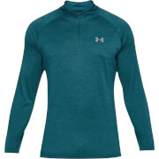 Under Armour Men's Tech 1/4 Zip Fleece - Green