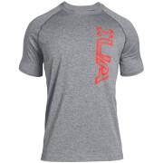 Under Armour Men's Tech Graphic T-Shirt - Grey