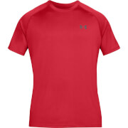 Under Armour Men's Tech T-Shirt - Red