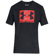 Under Armour Boxed Sportstyle T-Shirt - Black