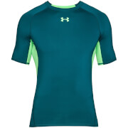 Under Armour Men's HG Armour T-Shirt - Green