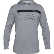 Under Armour Men's MK1 Terry Graphic Hoody - Grey