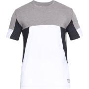 Under Armour Men's Sportstyle Colourblock T-Shirt - White
