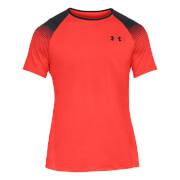 Under Armour Men's MK1 Dash Left Chest T-Shirt - Red