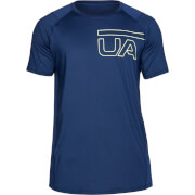 Under Armour Men's MK1 Graphic T-Shirt - Navy